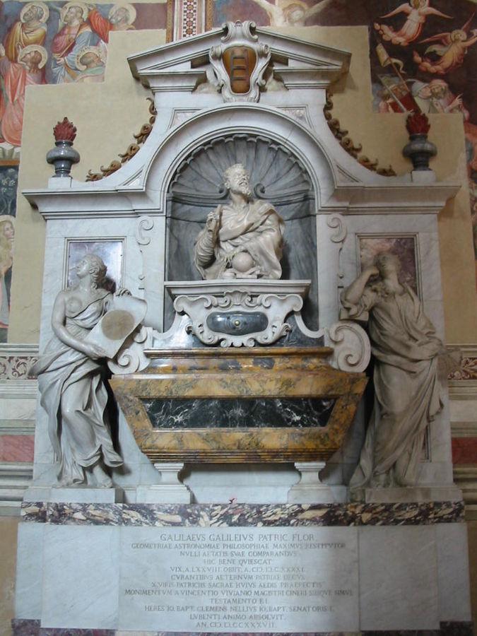 Galileo_galilei_tomb_Santa_Croce_Florence