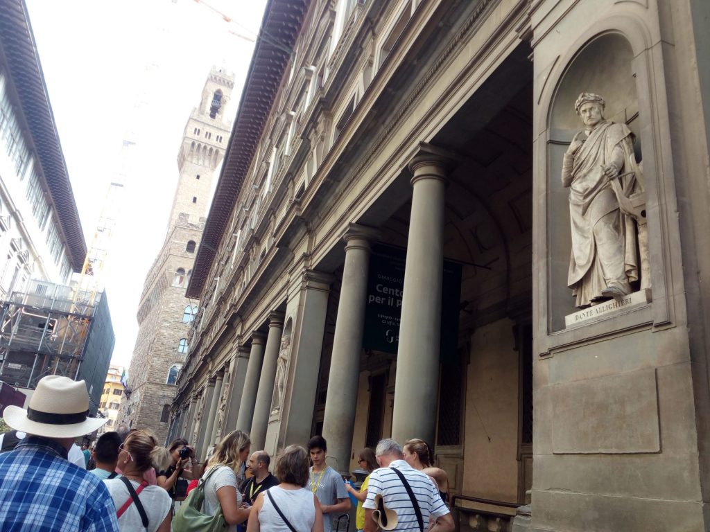 Meeting Point_Uffizi