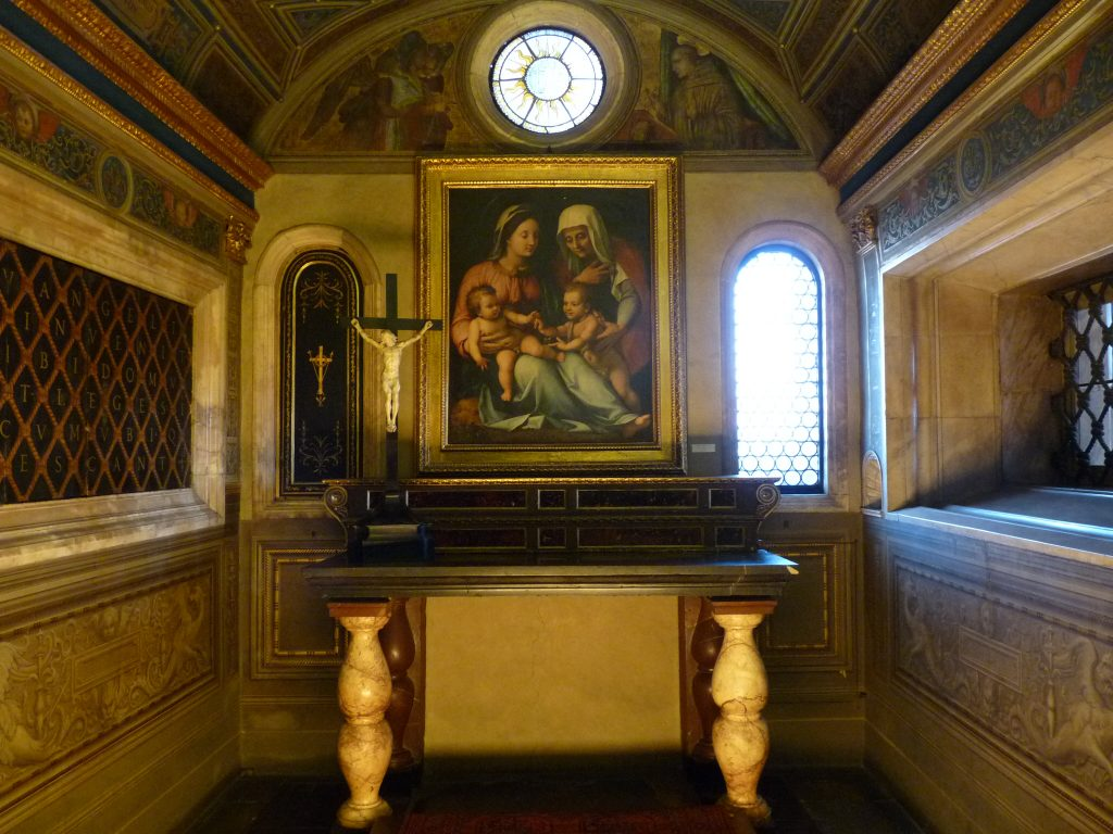 Palazzo Vecchio, Cappella dei Priori