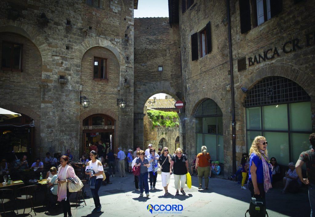 Piazza San Gimignano