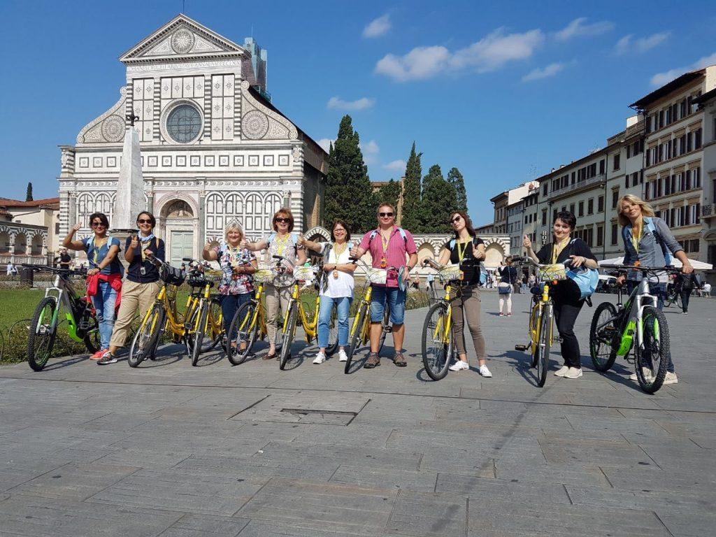 caccia al tesoro bike