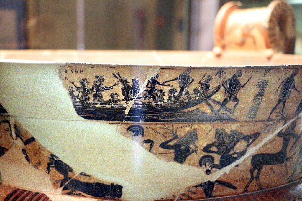 1200px-Kleitias,_decorazione_del_vaso_françois,_570_ac_ca.,_ateniesi_inviati_a_creta_come_sacrificio_per_il_minotauro_01