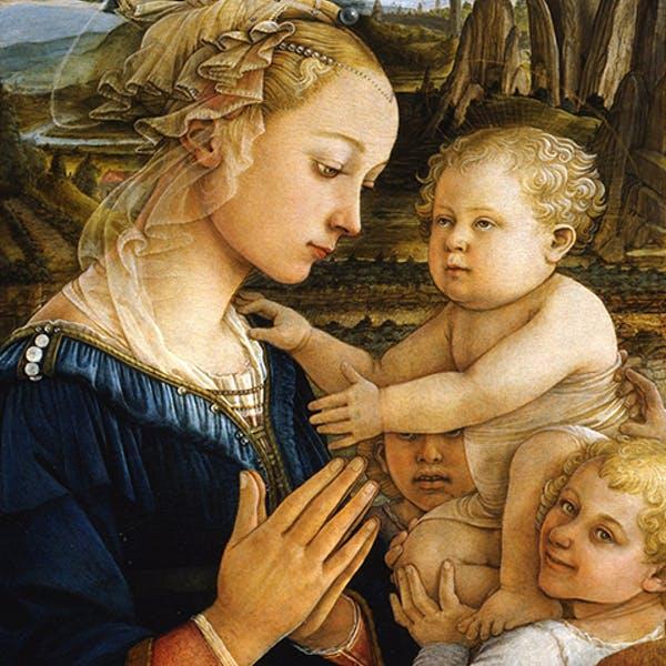 1506342250496899-Lippi-Madonna-col-Bambino-e-due-angeli-anteprima