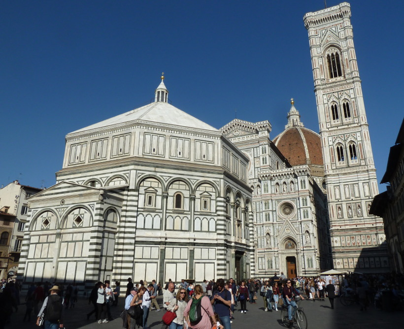 The religious center of Florence - Duomo square and its monuments - Accord  Solutions