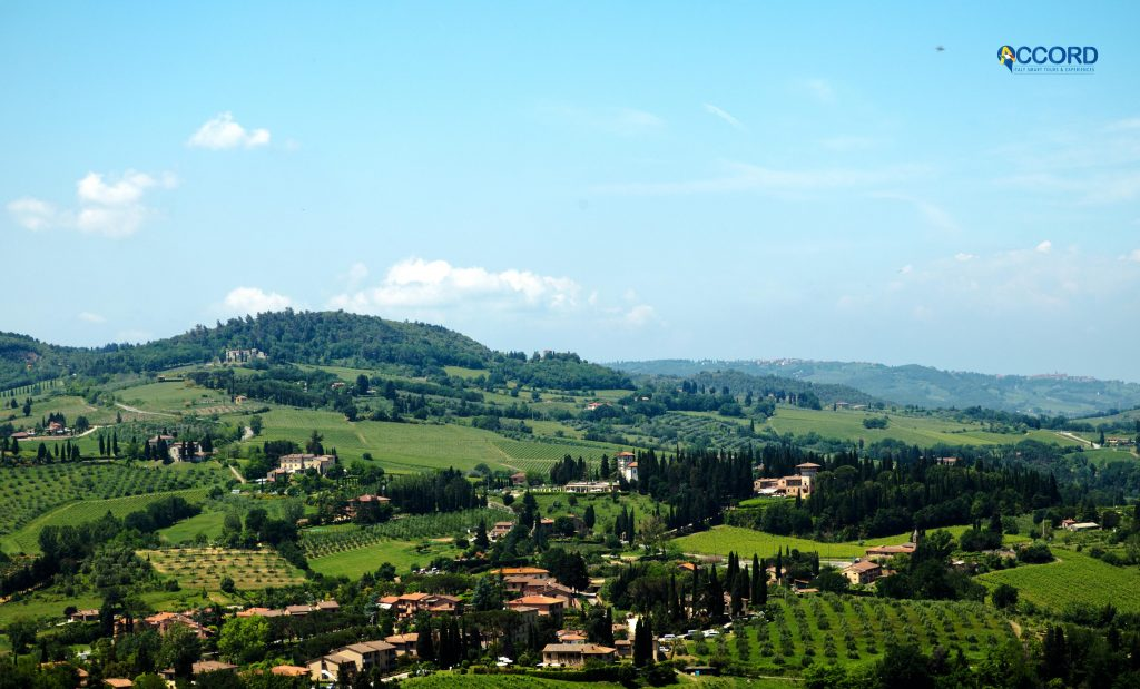 Panorama Paesaggistico Chianti Tour