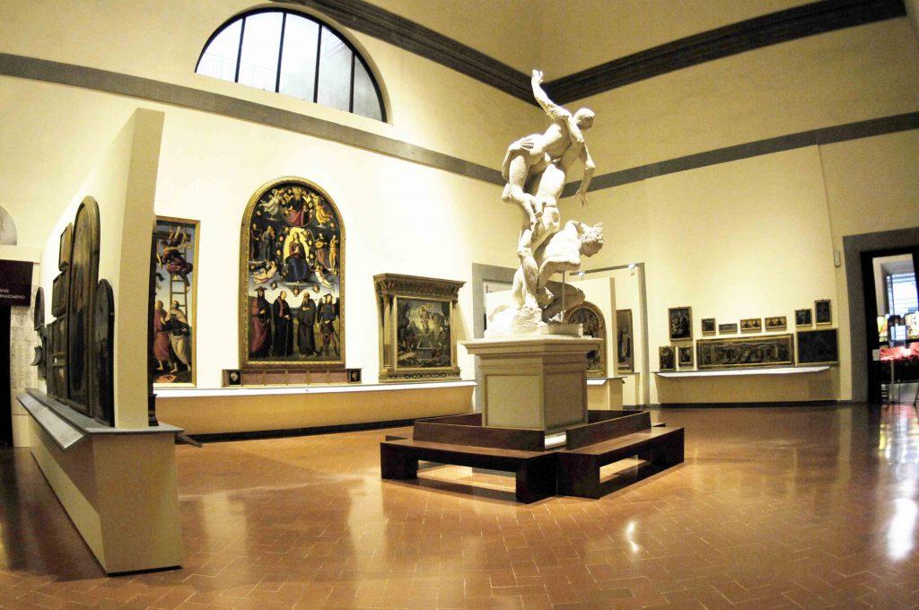 Sala-del-Colosso-Galleria-dell'Accademia-Firenze-