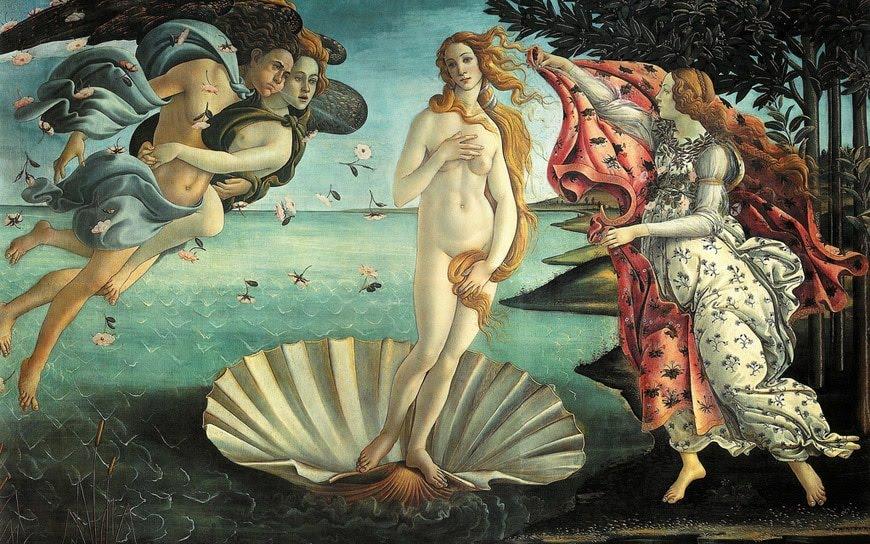 Botticelli-Uffizi-Gallery-Florence-Galleria-Uffizi-Firenze