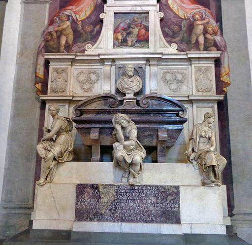 Michelangelo_Buonarroti_tomb512px