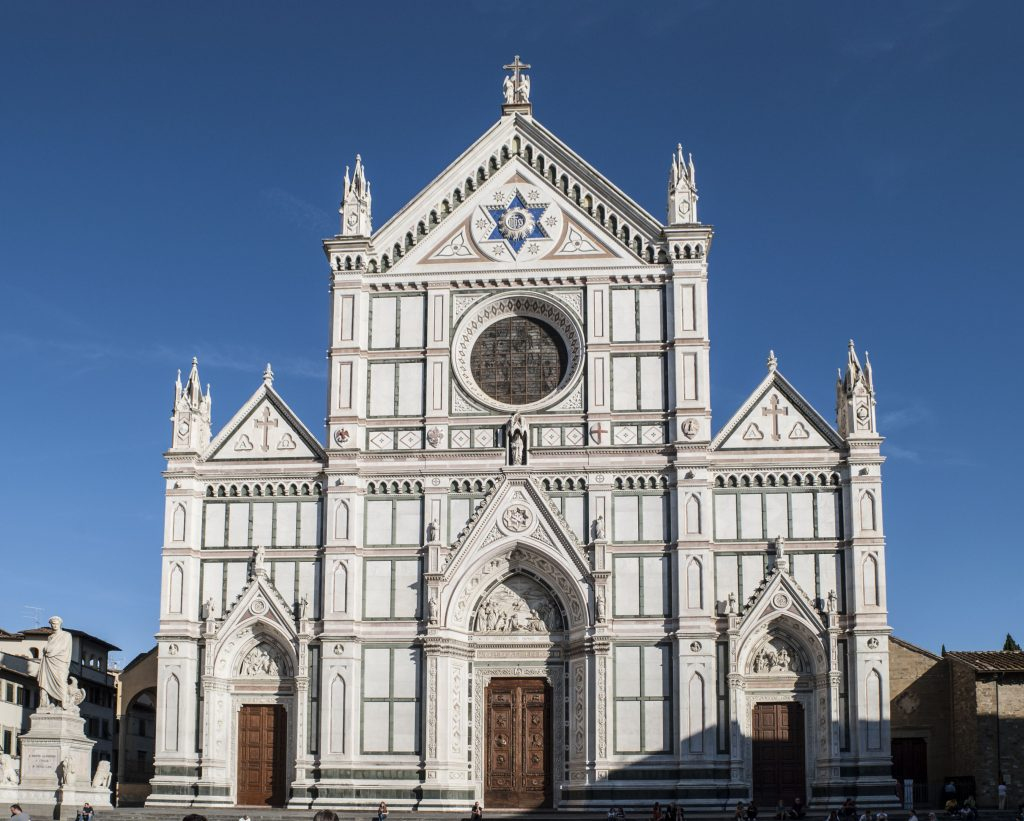 Santa_Croce_(Florence)_-_Facade