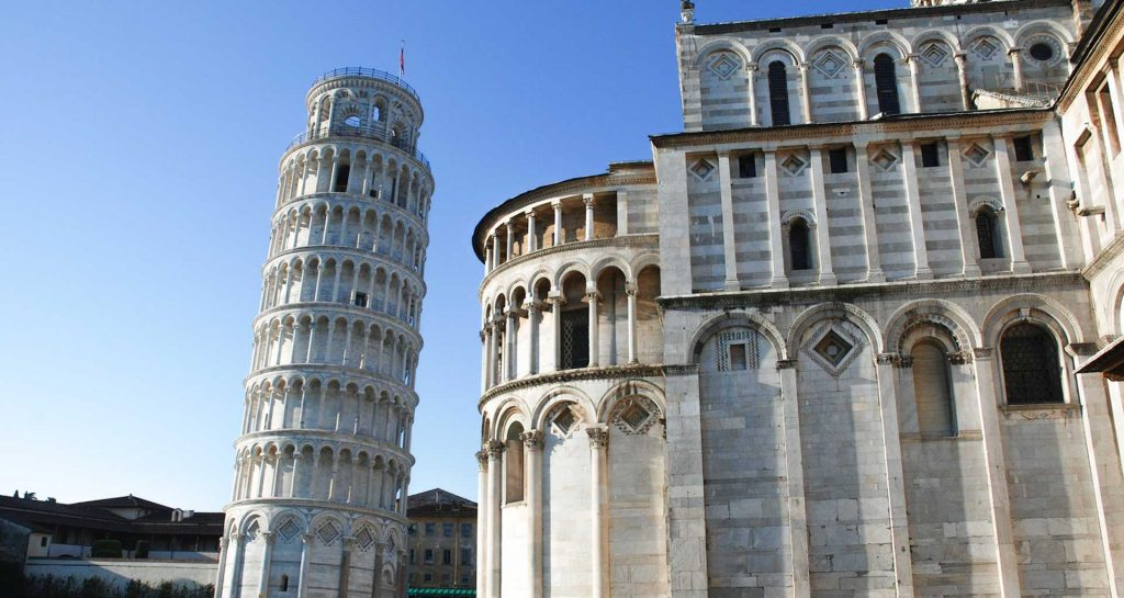pisa-home-page