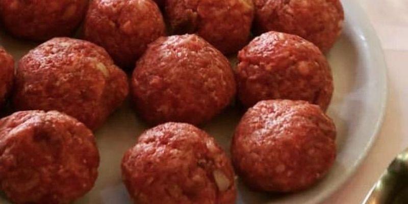 Ravioli e Meatballs 2