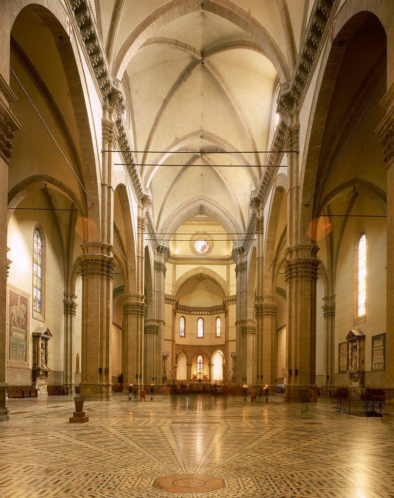 Arnolfo-di-Cambio-Cattedrale-di-Santa-Maria-del-Fiore-interno.