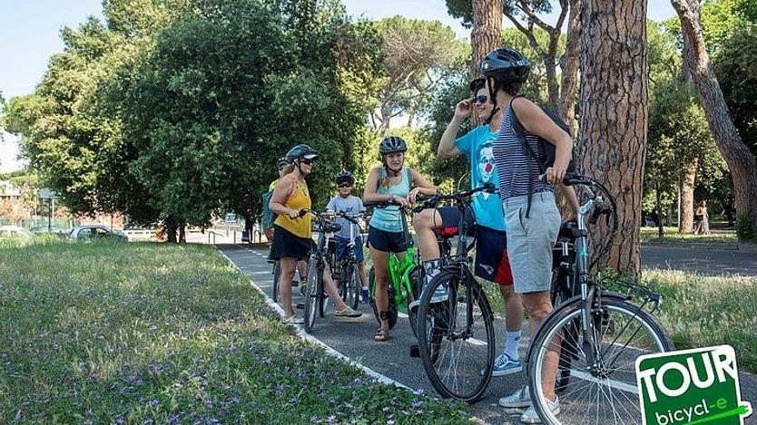 Via Appia - e bike tour 5
