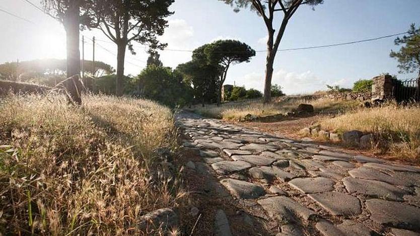 e-bike- Via Appia 1