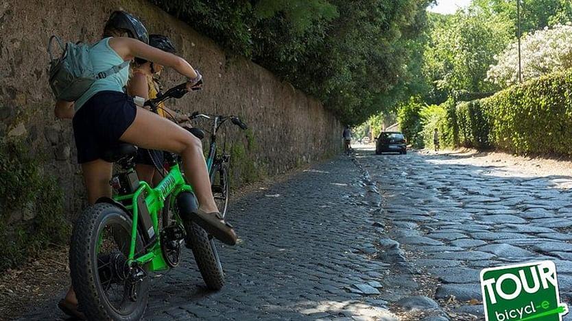 e-bike Via Appia 4
