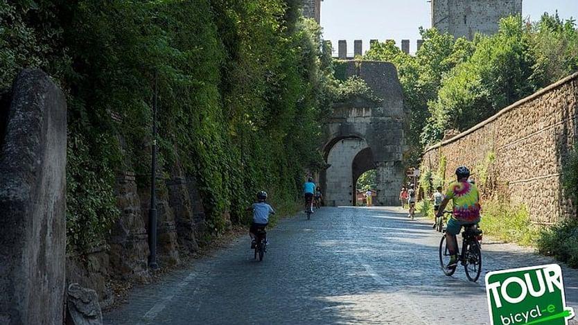 e-bike Via Appia 5